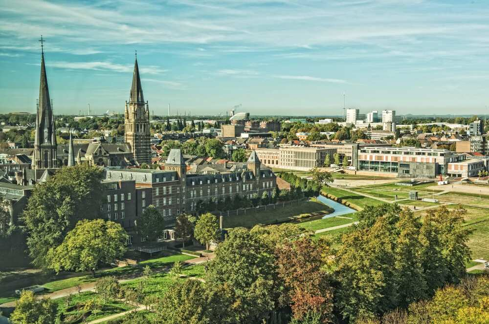 Moving to Sittard-Geleen, how do you plan it