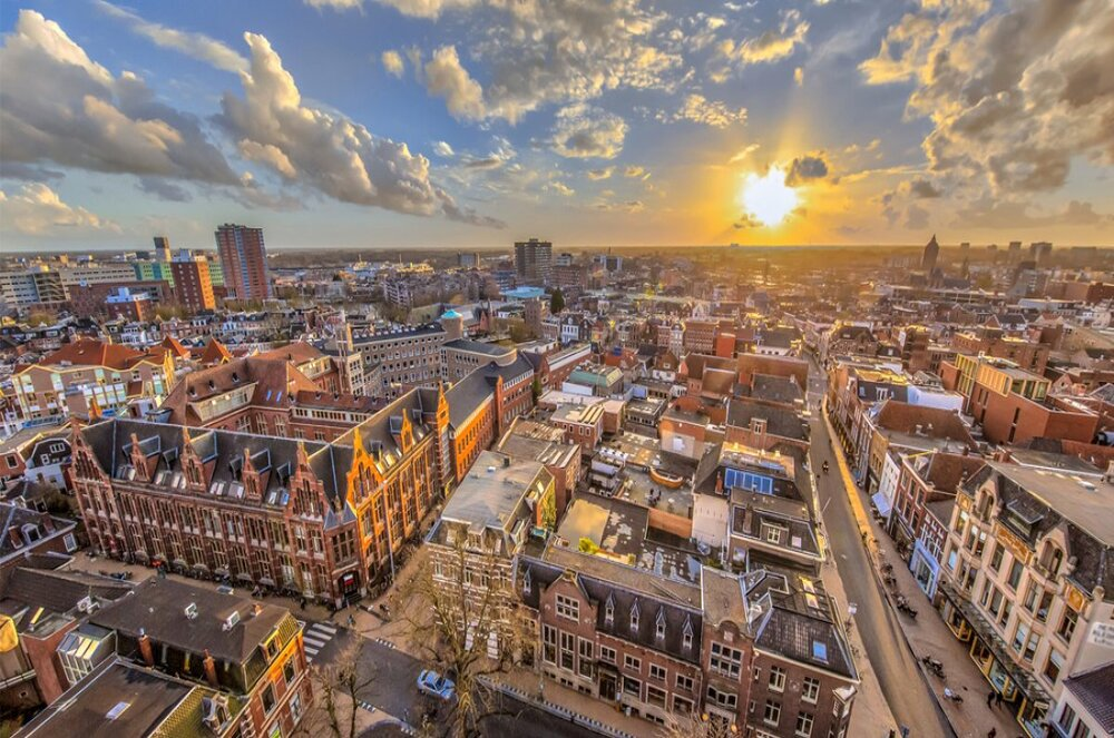 Weekend in the Netherlands. What is there to see in Groningen