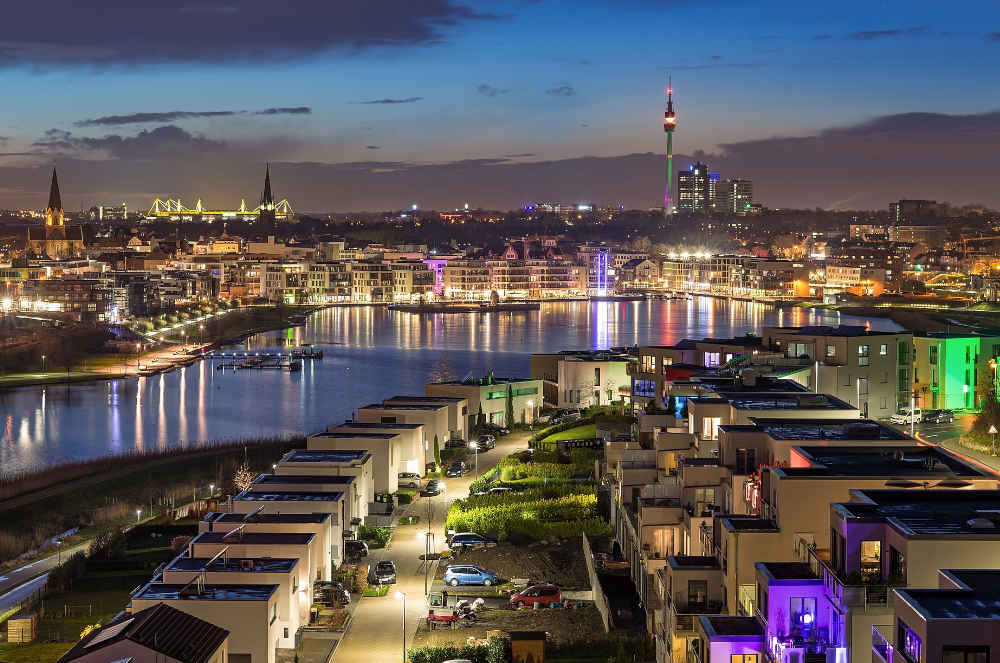 How to move from UK to Germany without work?