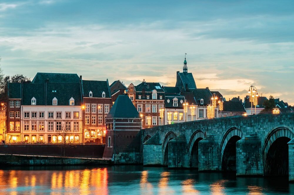 Maastricht, the oldest city in the Netherlands