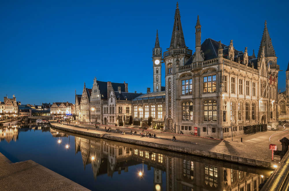 Moving from UK to Belgium - facts about Kingdom